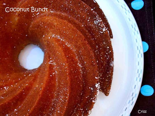 Coconut Bundt Cake Recipe Paula Deen