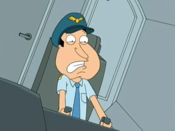 Family Guy - Season 5 Episode 12: Airport '07