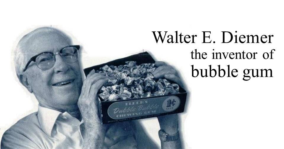 Chicken Feathers Who Was Walter E Diemer