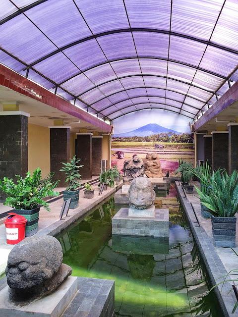 museum balaputera dewa kota palembang