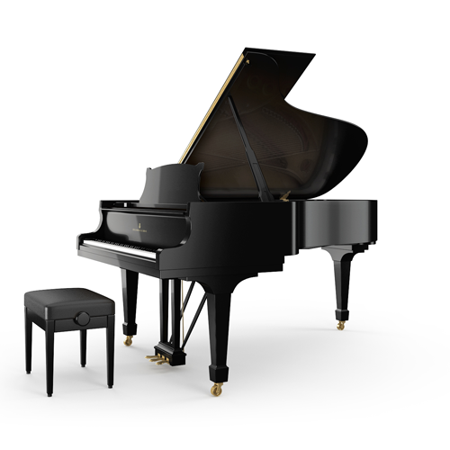 Piano Steinway & Sons B-211