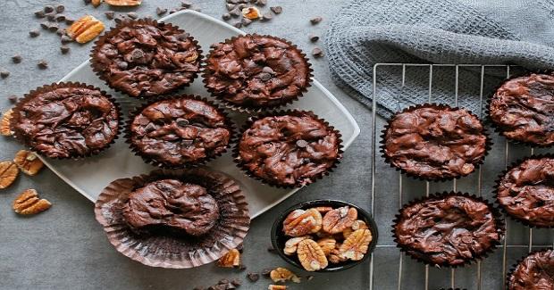 Brown Butter Cupcake Brownies Recipe