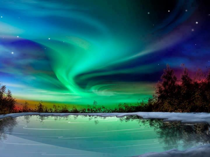 Best Buildings And Beautiful Places Of The World Aurora