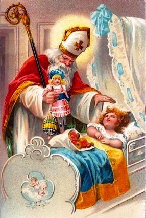 Вірші про святого Миколая – 2
