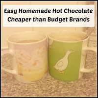 Two Hot Chocolate Mugs