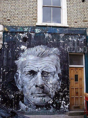 Graffiti de Samuel Beckett
