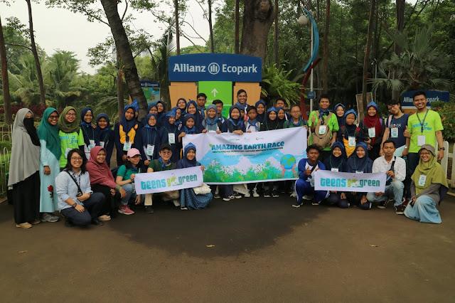 Rayakan Hari Bumi, Teens Go Green Ajak Puluhan Pemuda Ikuti Petualangan Zerowaste