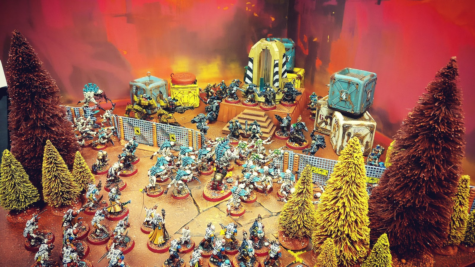 Confessions of a 40k addict: Armies on Parade 2017 - Part 2