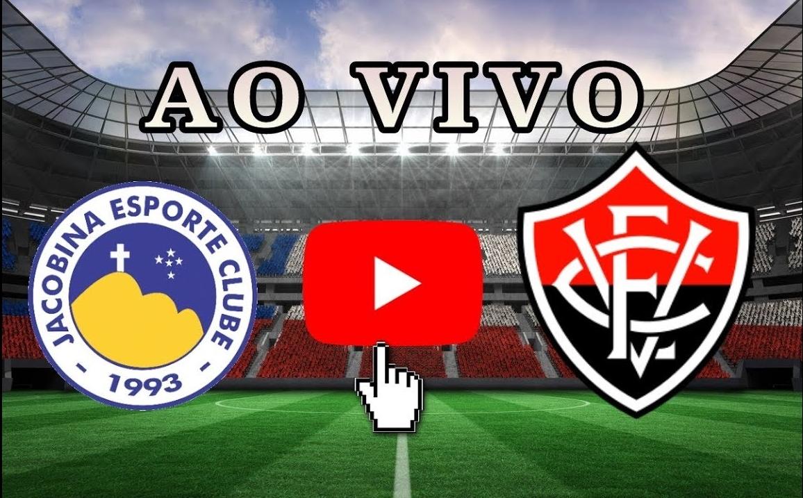 Assistir online Jacobina x Vitória ao vivo HD pelo Campeonato Baiano 1