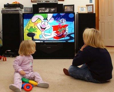Conoce las ventajas de la televisión para los niños