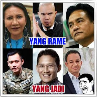 6 Meme Pilkada DKI 2017
