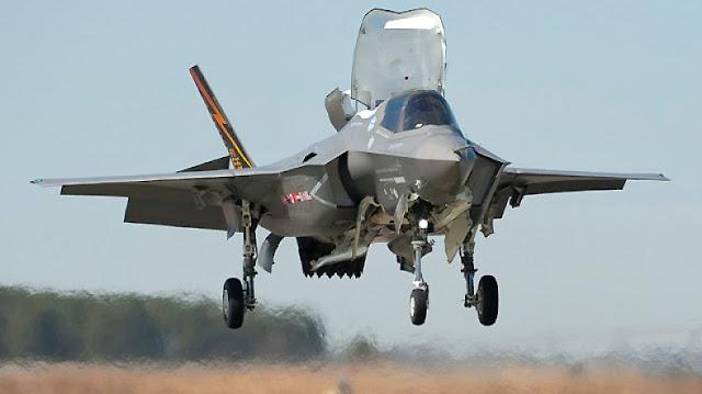 f35 savaş uçağı özellikleri