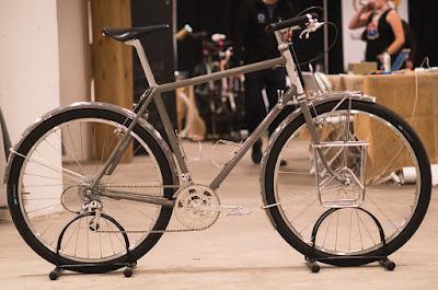 IMGP6924 - Beautiful Bikes from Boston's Builders' Ball - Chapman Cycles 650b Tourer