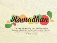 Puasa Ramadhan, Antara Tadarus dan Main Wifi