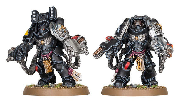 Aggressors Deathwatch