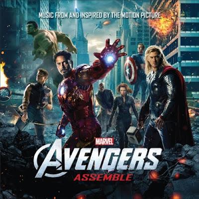 Avengers Sång - Avengers Musik - Avengers Soundtrack