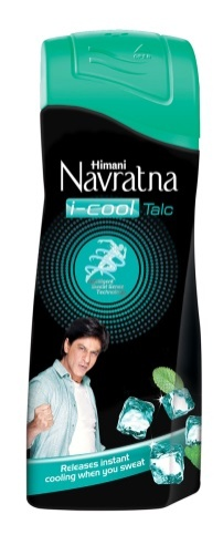 Emami launches Navratna i-cool talc, a technologically superior innovation to make the summers intelligently fresh