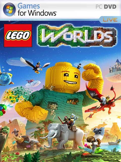 تحميل لعبة LEGO Worlds برابط مباشر + تورنت