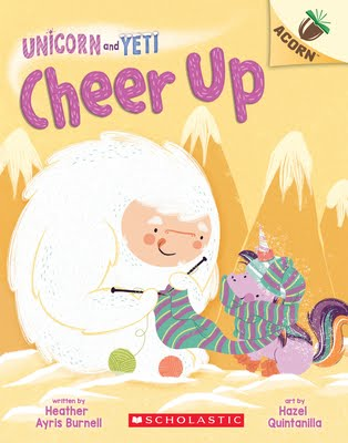 Unicorn and Yeti Book 4!