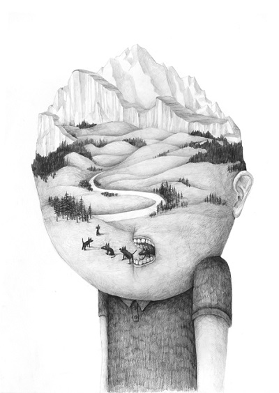 """The Valley"" - Stefan Zsaitsits - 2012 