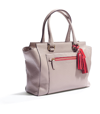 Coach Leather Medium Candace Carryall Fall 2012