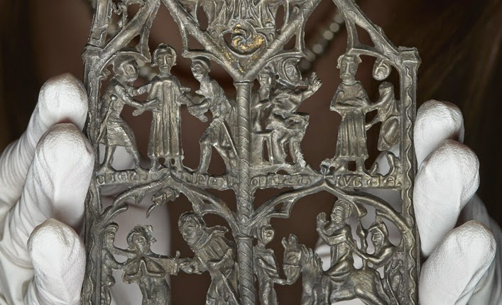 Travel: Rare Medieval devotional panel goes on display at Museum of London