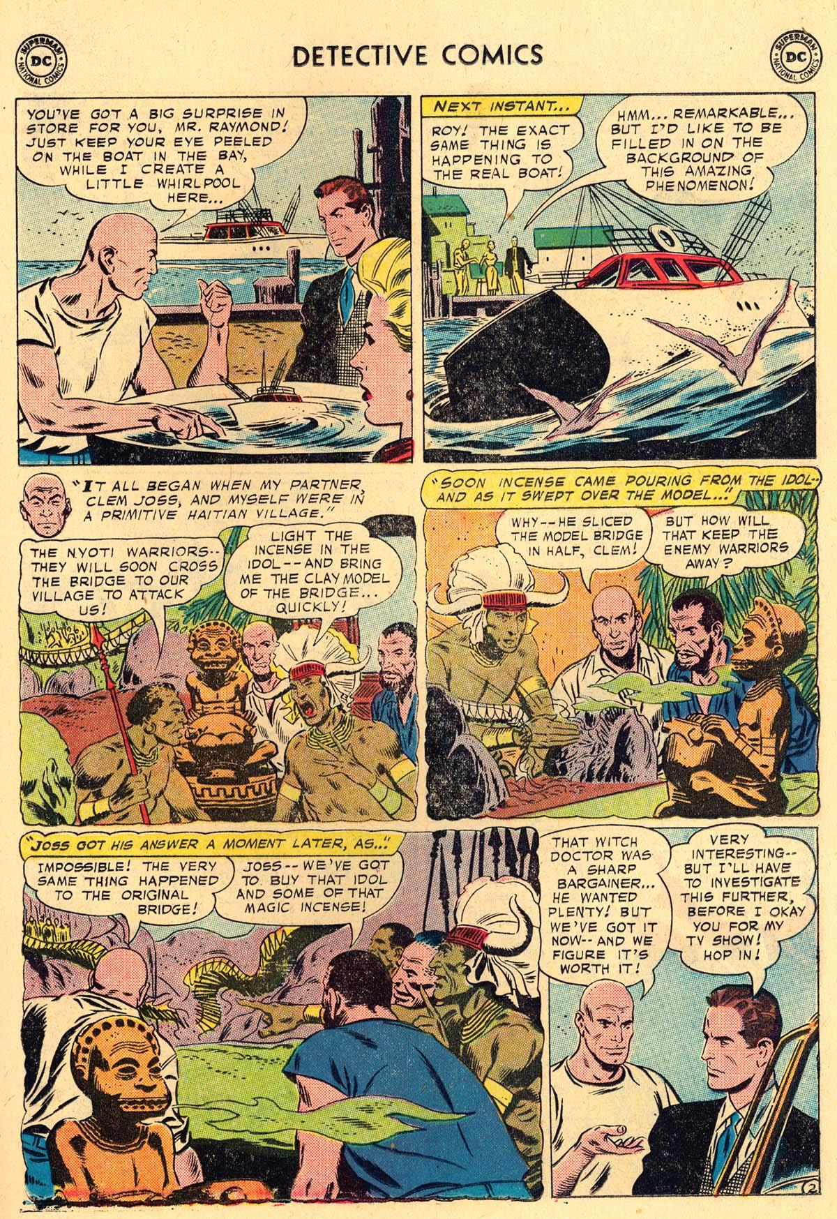 Detective Comics (1937) 259 Page 18