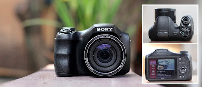SONY DSC-H200 Super Tajam ( Kamera Second )