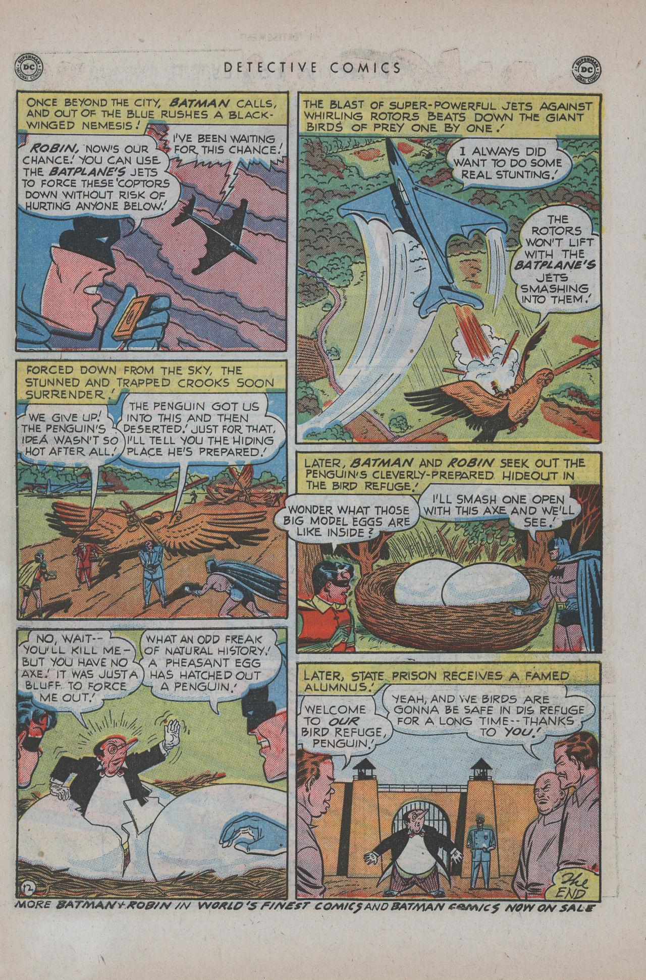 Detective Comics (1937) 171 Page 13