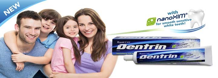 Your partner for stronger and whiter teeth
