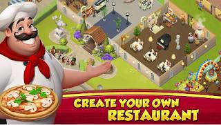 Download World Chef V1.30.4 MOD Apk ( MOD Money ) Terbaru