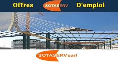 صوطاسيرف: توظيف مهندسين وتقنيين في عدة تخصصات بالمغرب
