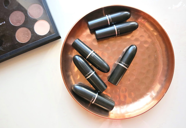 Corrie Arnold's MAC Lipstick & Eye Shadow Giveaway