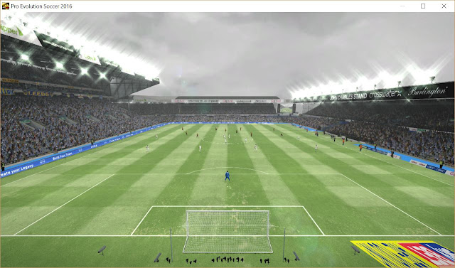 PES 2016 / PES 2017 Elland Road Stadium by vangheljs