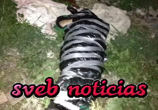 Dejan cuerpo embolsado en Guadalupe Nuevo Leon