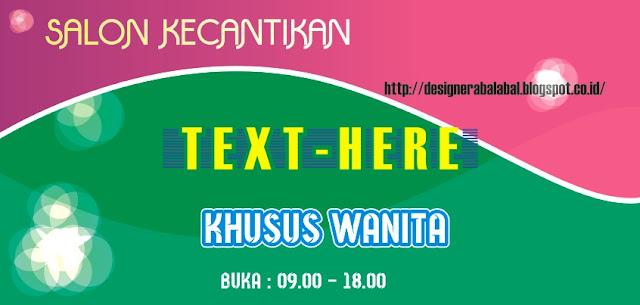 download desain banner untuk seminar