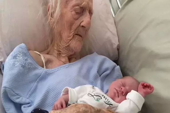 This Grandma Gave Birth At 101 Years Old!