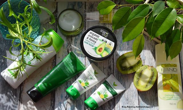 Zielono mi czyli Marcowe Fresh & Green
