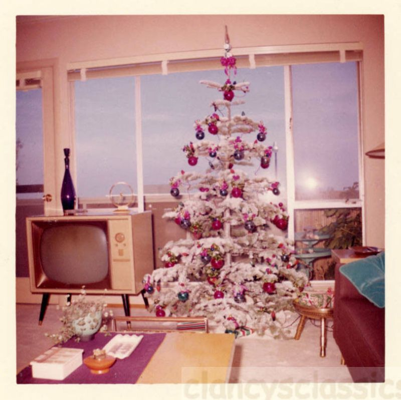 Christmas House Interior 1950s And 1960s 286 29 Jpg