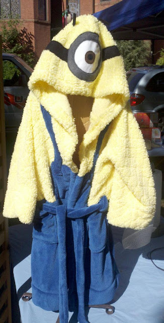Minion Bathrobe
