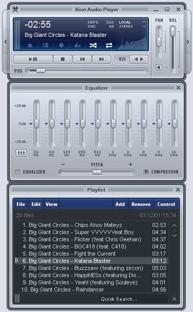 4 reproductores de audio pequeños y ligeros para Windows - El blog de HiiARA