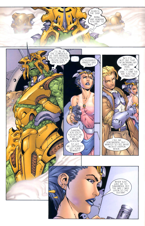 Read online Sigil (2000) comic -  Issue #4 - 14