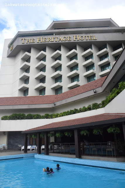 THE REFURBISHED HERITAGE HOTEL MANILA AND RIVIERA CAFÉ