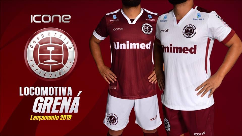 32e34585e6 Ícone Sports divulga as novas camisas da Desportiva - Show de Camisas