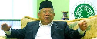 Ketua Umum MUI: Khilafah Tidak di Indonesia, HTI Masih Ngotot