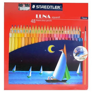 Luna Staedtler Pensil Terbaik Untuk Anak