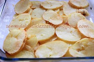 Fırında Patatesli Oturtma