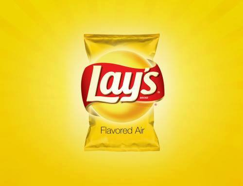 Lays - Flavoured Air