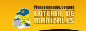 Lotería de Manizales sorteo 4580 del 16 de Enero de 2019