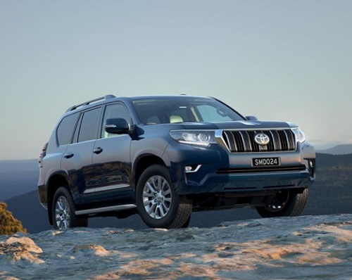Toyota Prado Review
